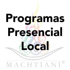 Programas presencial local